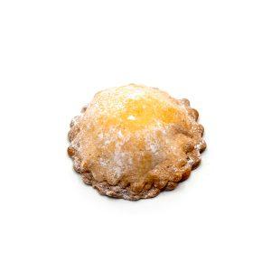 biscotti di frolla morbida arancia